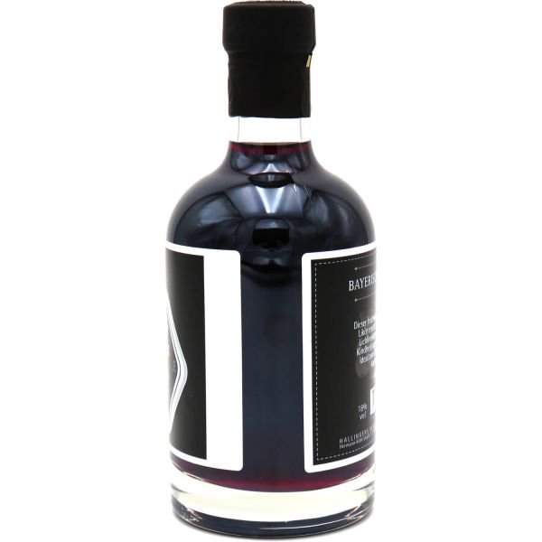 Premium Kirsch-Likör (350ml) - Bayerischer Kirsch 18% vol. (Exklusivflasche)