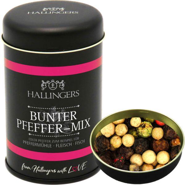 Premium Pfeffer (95g) - Bunter Pfeffer-Mix (Aromadose)