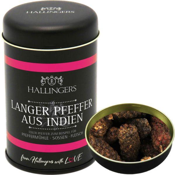 Premium Pfeffer (90g) - Langer Pfeffer aus Indien (Aromadose)