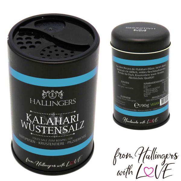 Premium Salz (190g) - Kalahari Wüstensalz (Aromadose)