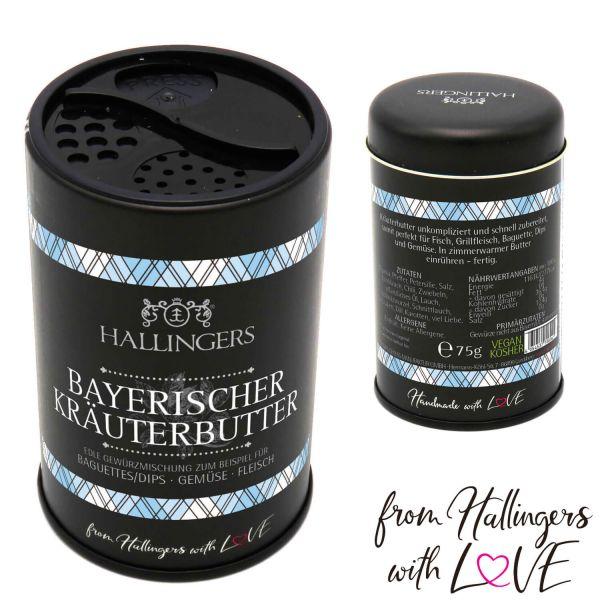 Bayerische Gewürz-Mischung (75g) - Bayerischer Kräuterbutter (Aromadose)