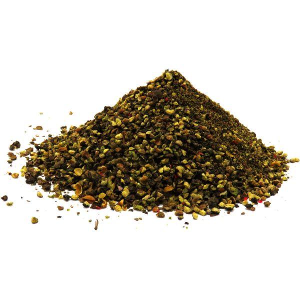 Natürlicher Sechs-Pfeffer-Mix zum Grillen und Kochen (227g) - KüchenChef Yokos Pfeffermix (Aromabeutel)
