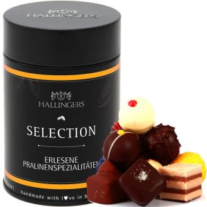 Pralinen Selection Premium - saisonaler Mix | Premiumdose | 150g