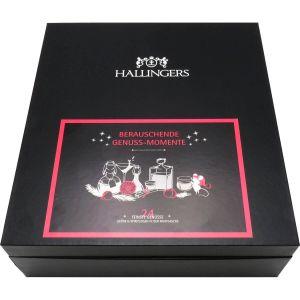 Likör-Adventskalender 24 premium Brände & Liköre (480ml) - Feinste Likör-Momente xMas (Genusswürfel)