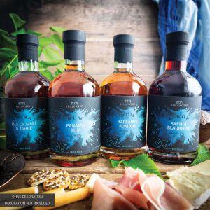 Premium Heidelbeer-Likör (350ml) - Legendäre Blaubeere 18% vol. (Exklusivflasche)