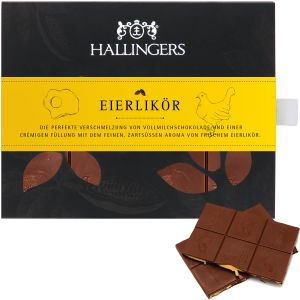 Tafel Eierlikör, Vollmilch | Tafel-Karton | 90g