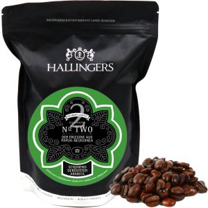 Gourmet-Kaffee aus Papua-Neuguinea, schonend langzeit-geröstet (500g) - No. Two (Aromabeutel)
