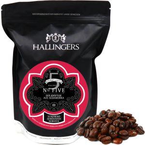 Gourmet-Kaffee aus Südamerika & Asien, schonend langzeit-geröstet (500g) - No. Five (Aromabeutel)