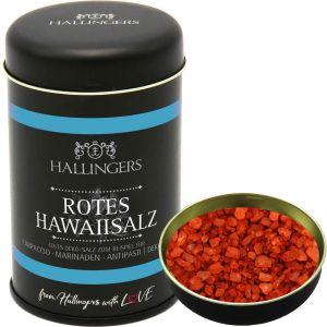 Premium Salz (200g) - Rotes Hawaiisalz (Dekosalz) (Aromadose)