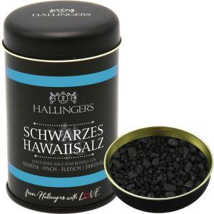 Salz Schwarzes Hawaiisalz (Dekosalz) | Aromadose | 200g