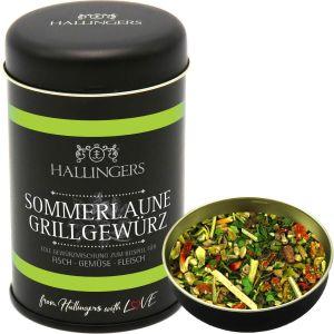 Gewürz-Mischung für Fisch, Gemüse & Fleisch (75g) - Sommerlaune Grill-Gewürz (Aromadose)