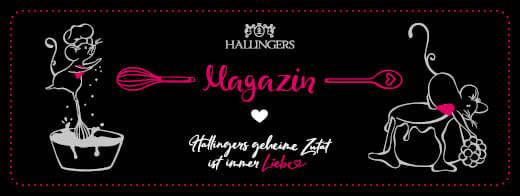 Das neue Hallingers Magazin ist da!